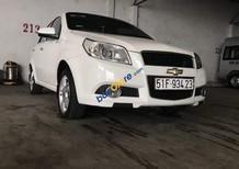 Bán ô tô Chevrolet Aveo LT năm sản xuất 2016, màu trắng, nhập khẩu chính chủ