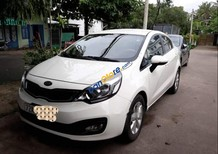 Bán Kia Rio AT năm sản xuất 2014, màu trắng, xe nhập xe gia đình