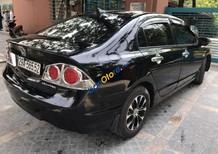 Bán xe Honda Civic năm sản xuất 2007, màu đen, xe nhập chính chủ giá cạnh tranh