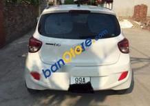 Cần bán Hyundai Grand i10 năm 2016, màu trắng, nhập khẩu chính chủ, giá tốt