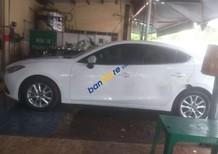Bán Mazda 3 sản xuất 2016, màu trắng, nhập khẩu nguyên chiếc