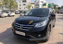 Cần bán lại xe Honda CR V 2.4AT năm sản xuất 2013, màu đen chính chủ