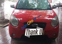 Bán ô tô Kia Morning SLX sản xuất năm 2011, màu đỏ, xe nhập