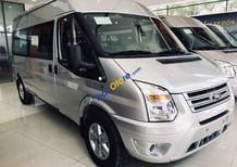 Cần bán xe Ford Transit SVP năm sản xuất 2019, màu bạc