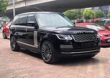 Bán LandRover Range Rover Autobiography LWB 5.0L 2019, màu đen, nhập mới 100%