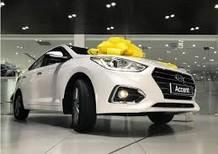 Bán Hyundai Accent 2021, màu trắng, giá tốt nhất cho mọi nhà