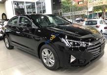 Bán xe Hyundai Elantra 1.6 năm sản xuất 2019, màu đen, giá chỉ 633 triệu
