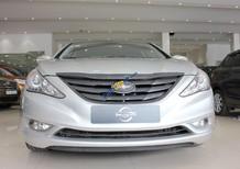 Bán Hyundai Sonata sản xuất 2011, màu bạc, nhập khẩu