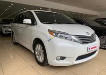 Bán Toyota Sienna Limited 3.5 sản xuất 2015, màu trắng, xe nhập Mỹ