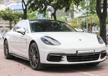 Bán Porsche Panamera 2017, màu trắng, tên tư nhân chính chủ