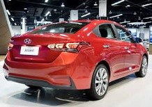 Bán ô tô Hyundai Accent 2019, giá chỉ 425 triệu, nội thất thiết bị được cải tiến hiện đại, siêu hấp dẫn