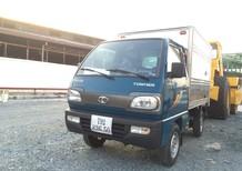 Bán xe tải Thaco tải 5 tạ thùng bạt, kín, giá tốt, giao xe ngay, hỗ trợ trả góp