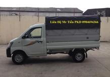 Xe tải Thaco 7 tạ máy Suzuki đủ các loại thùng, hỗ trợ trả góp, sẵn xe giao ngay, đủ các loại thùng