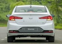 Bán xe Hyundai Elantra 2021, xe có sẵn màu trắng giao nhanh, hỗ trợ toàn bộ thủ tục đăng kiểm