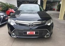 Bán Camry 2.5G SX 2016, màu đen, xe đứng tên công ty. Góp ngân hàng lên đến 70%