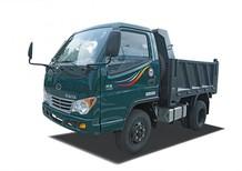 Bán xe tải ben 2T4 giá rẻ miền tây, xe tải 2.4 tấn giá tốt