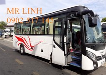 Bán xe TB85S, Thaco bầu hơi, 29 chỗ cao cấp