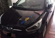 Bán xe Hyundai Accent 2015, màu đen