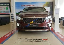 Cần bán Kia Sedona Luxury D đời 2019, màu đỏ