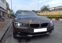Bán BMW 3 Series 320i sản xuất năm 2015, màu nâu, nhập khẩu