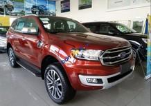 Bán xe Ford Everest Ambiente AT sản xuất 2019, màu đỏ, nhập khẩu nguyên chiếc