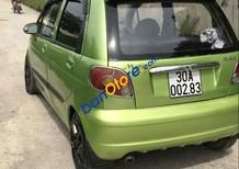 Cần bán gấp Daewoo Matiz năm 2004, màu xanh lục chính chủ