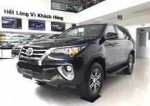 Bán Toyota Fortuner năm sản xuất 2019, màu nâu, nhập khẩu