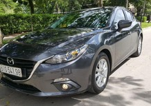 Cần bán xe Mazda 3 1.5AT sản xuất 2015, xe màu xám lông chuột