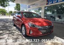 Bán xe Hyundai Elantra 2019, màu đỏ, nhập khẩu, giá chỉ 580 triệu