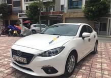 Bán xe Mazda 3 1.5AT sản xuất năm 2016, màu trắng, giá chỉ 585 triệu