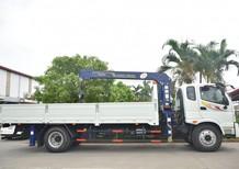 Cần bán xe cẩu tự hành Thaco Ollin 900B, cẩu SooSung 3 tấn 4