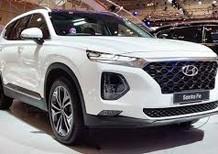 Cần bán Hyundai Santa Fe 2019, giá 995tr. Mẫu mã sang trọng, đẳng cấp thời thượng, hỗ trợ toàn bộ giấy tờ