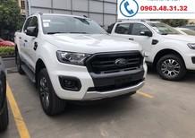 Bán xe Ford Ranger Wildtrak 2.0 Biturbo 4x4 AT, hỗ trợ trả góp 80%, giao ngay tại Lào Cai