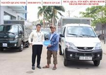 Xe tải Thaco Towner 990 - Euro 4 - động cơ Suzuki - tải trọng 990kg - mới nhất