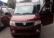 Bán xe tải 990Kg hiệu Kenbo màu đỏ, giá 230tr giao xe ngay trong ngày, hỗ trợ trả góp