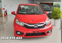 Bán Honda Brio 1.2G sản xuất 2019, màu đỏ, xe nhập