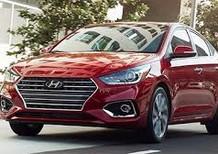 Bán xe Hyundai Accent 2021 giá tốt cho mọi nhà, hỗ trợ toàn bộ thủ tục giấy tờ