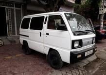 Cần bán Suzuki Supper Carry Van đời 2004, màu trắng, 135tr Thái Bình 0936779976