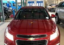 Bán Chevrolet Cruze 1.6MT sản xuất năm 2016, màu đỏ xe gia đình, giá chỉ 428 triệu
