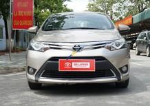 Bán Toyota Vios G đời 2014, màu nâu vàng