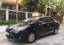 Bán Toyota Vios E sản xuất năm 2014, màu đen số sàn giá cạnh tranh