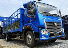 Bán xe tải trả góp Thaco Auman C160, E4 tải trọng 9 tấn Long An