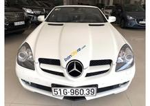 Bán Mercedes SLK 200 2019, màu trắng, xe nhập
