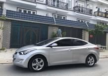 Bán xe Hyundai Elantra AT model 2014, màu bạc, nhập khẩu Hàn Quốc