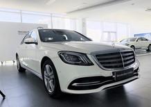 Cần bán Mercedes S450L 2021 lướt chính hãng, màu trắng