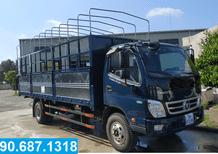 Bán xe Thaco Ollin 720. E4 7 tấn thùng dài 6m2 Long An 2021
