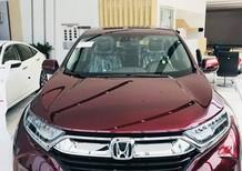 Cần bán Honda CR V L năm sản xuất 2020, màu đỏ, xe nhập