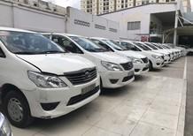 Bán lô xe Innova J taxi 2013, màu trắng, 290 triệu/chiếc