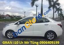 Bán Hyundai Grand i10 năm sản xuất 2019, màu trắng, 350tr