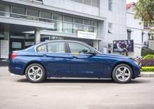 Bán ô tô BMW 3 Series 320i sản xuất 2018, màu xanh lam, nhập khẩu